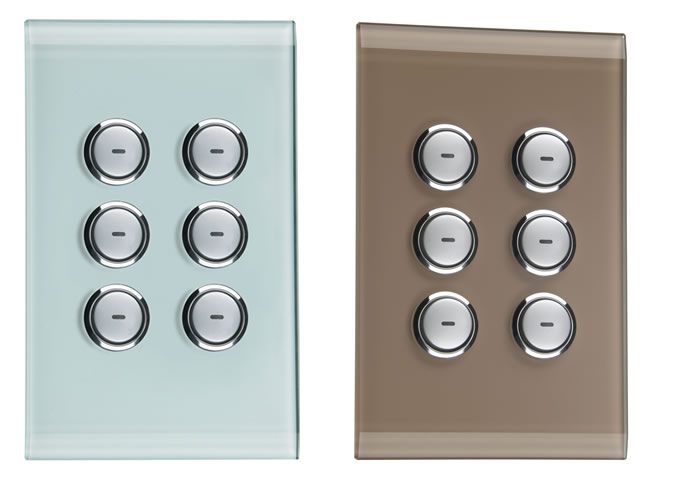 Touchscreen Lighting Switches